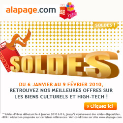 Soldes Alapage