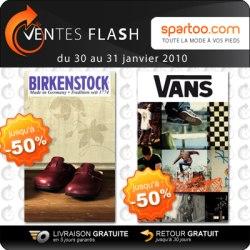 Soldes Chaussures Birkenstock Vans
