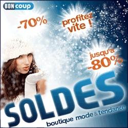 Soldes Boncoup