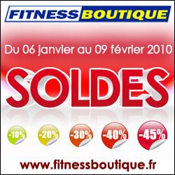 Soldes Fitness Boutique