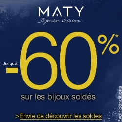Soldes Maty