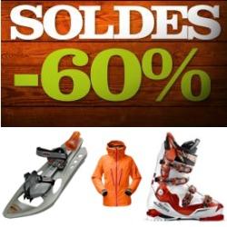 Soldes ski snowboard