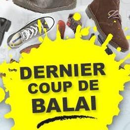 Derniere demarque sur les chaussures